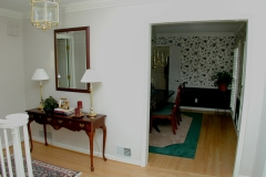 Before - Dinning Room Entry