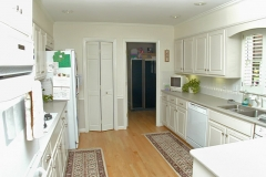 Before - View w/ Laundry Room Beyond