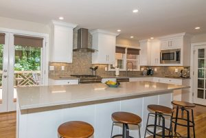 Northlake shaker kitchen