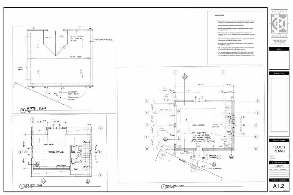 A1-2 Floorplan