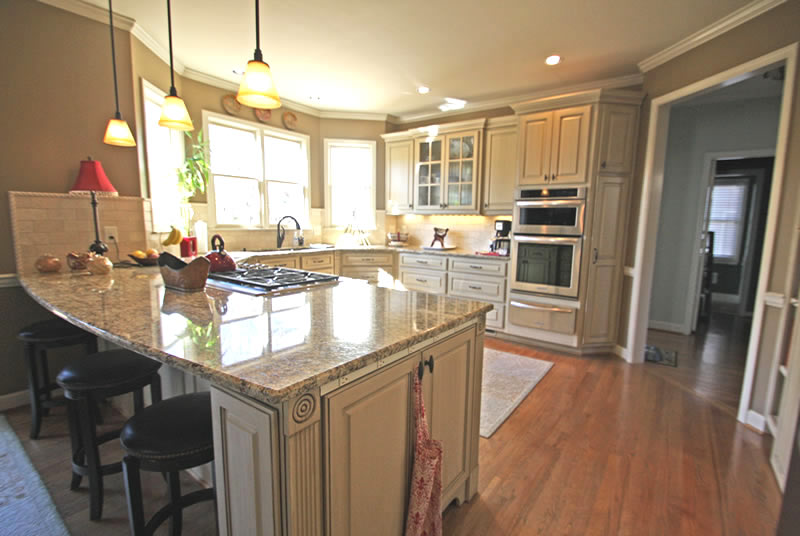 Alpharetta kitchen reface