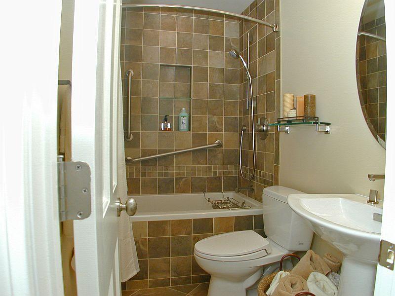 Back-to-Back Baths remodel