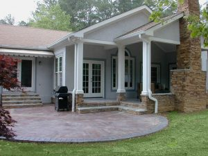 Family Room, Playroom, Porch, Patio